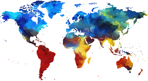 Leverage Assessments world map